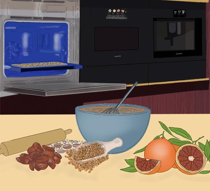 Benefici della cottura al forno