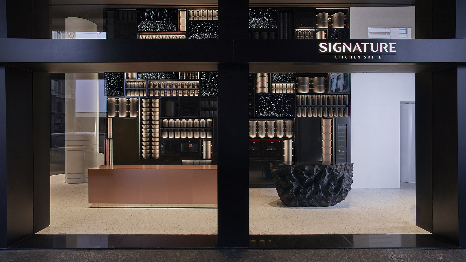 Ingresso Showroom Signature Kitchen Suite